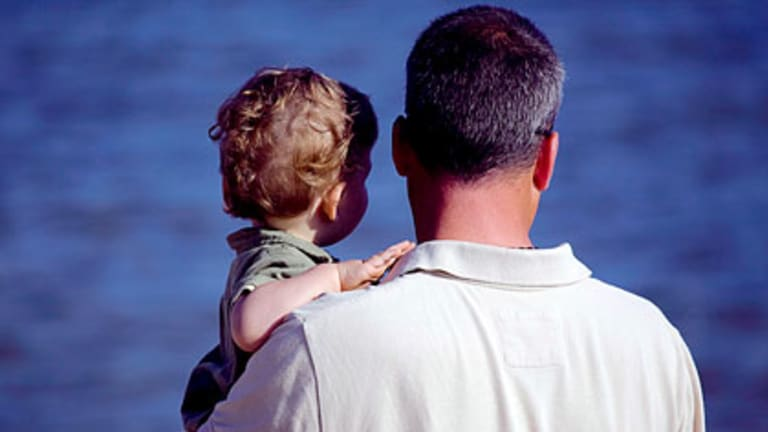 Parents can be a buffer between children developing mental health problems.