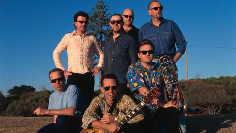 Tribute album: Hunters & Collectors' songs have been reworked by Paul Kelly, Birds of Tokyo, Missy Higgins and the Avalanches.