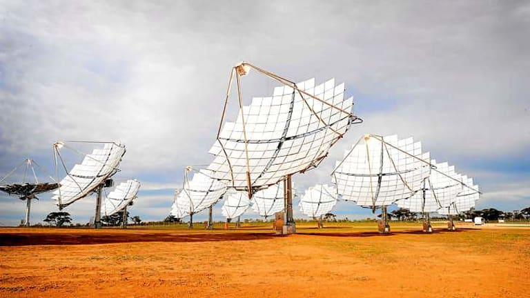 The Australian Conservation Foundation's  Tony Mohr  says the  cuts  will  send Australia to the back of the global race for clean tech, such as solar power.