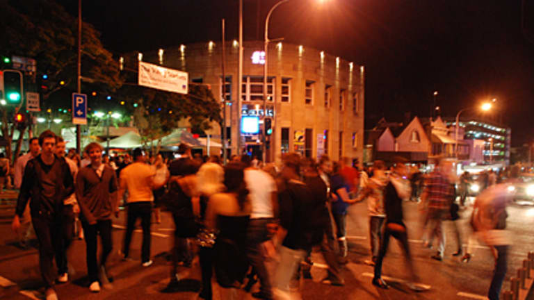 The Fortitude Valley entertainment precinct is to be treated 'like Schoolies'.
