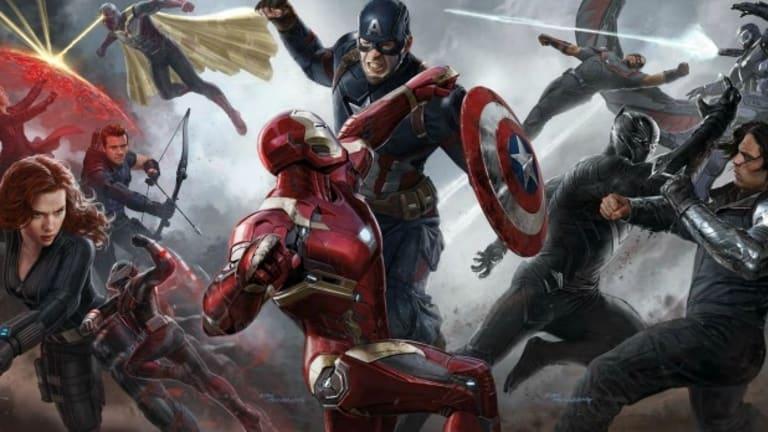Battling superheroes in