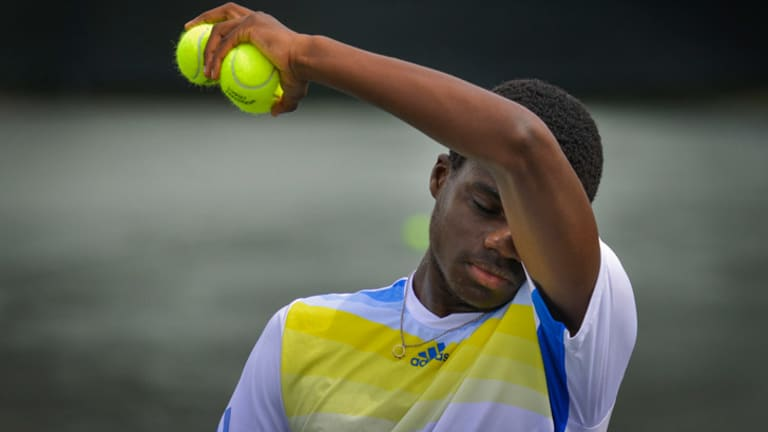 """''I'm like 35 in tennis year. I've been on a tennis court all my life"""" : Francis Tiafoe"""
