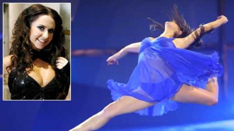 'So You Think You Can Dance' winner Talia Fowler.