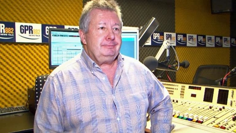 6PR drive host Paul Murray retired from full-time radio on Thursday.