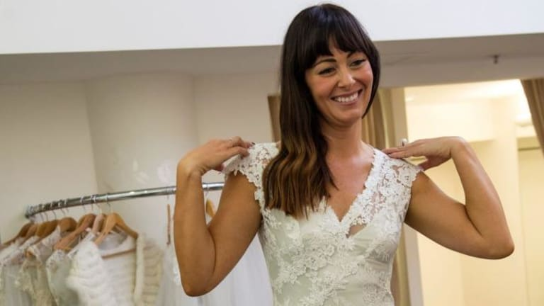 Michelle stars on <i>Married At First Sight</i>.