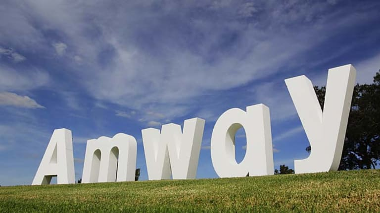 Amway has found innovative ways to get its message across.