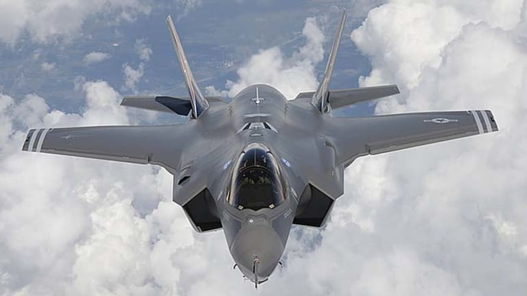 $8.3 billion has been set aside for unapproved projects, including a squadron of Joint Strike Fighter aircraft.