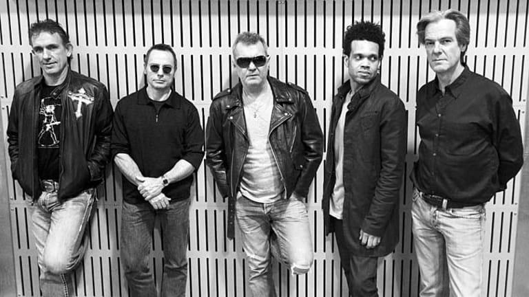 Rock royals … Cold Chisel are returning with their new album <em>No Plans</em>.