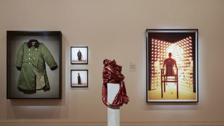 Go East: The Gene and Brian Sherman Contemporary Asian Art Collection at the Art Gallery of NSW.