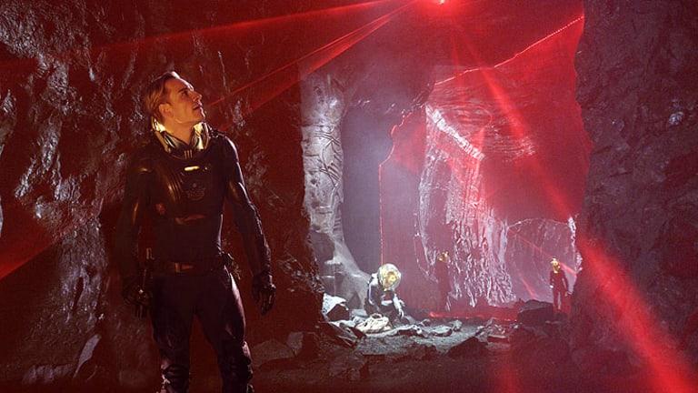 <i>Prometheus</i> has already screened in 4D.