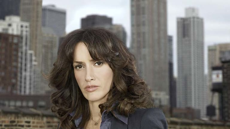 Jennifer Beals stars in this new series.