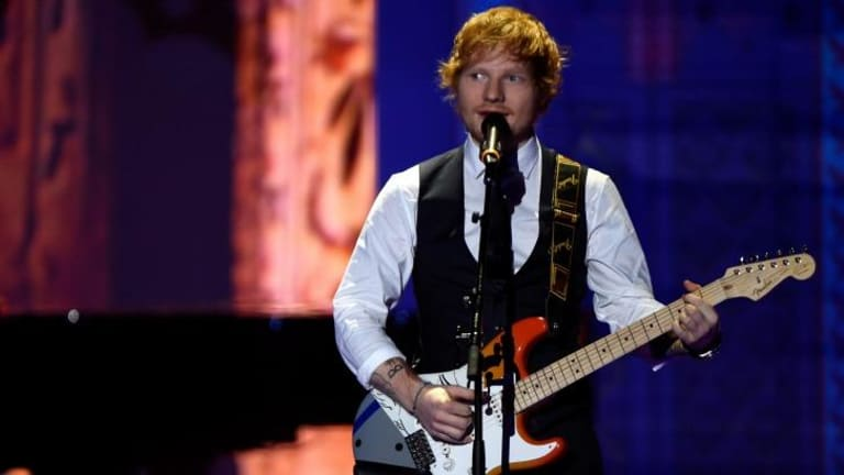 If you're going to a wedding anytime soon, you're most likely going to hear a lot of songs from Ed Sheeran.