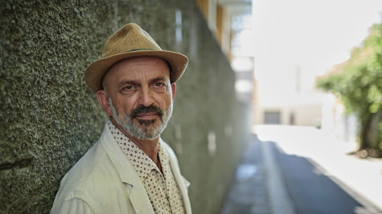 Actor Jacek Koman says, 'The joy of something well-written is that it lends itself easily to performance. You just step into it and it's like a dance.'