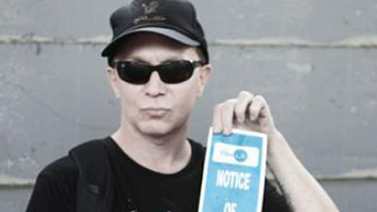 'Eureka!' ... LA Zombie director Bruce LaBruce has thanked the censorship authority.