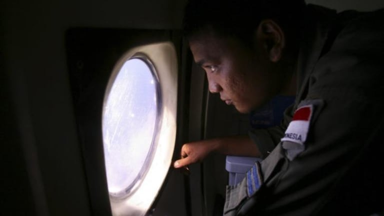 The search continues for the missing plane.