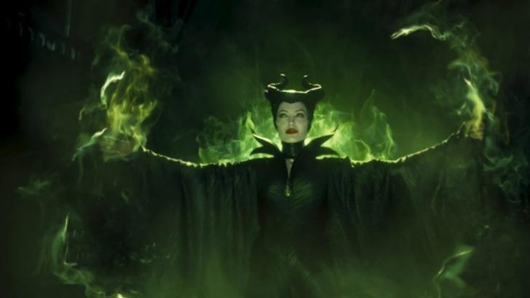 Angelina Jolie brings her own beauty to Disney's re-imagined fairytale, <i>Maleficent</i>.