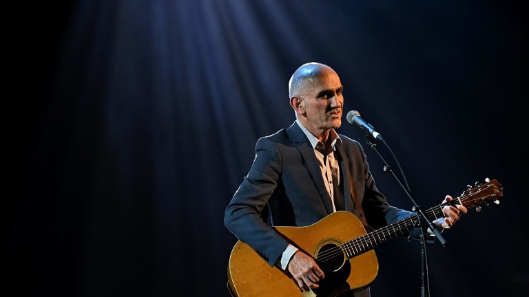 Paul Kelly proved that after 40 years, he just keeps getting better.