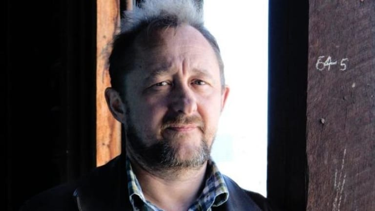 """Sydney Theatre Company's artistic director Andrew Upton: Meyrick argues the STC had fewer """"pure premieres"""" of Australian plays."""