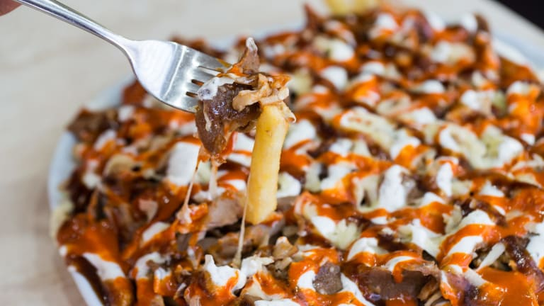 The people have spoken... a lot about the halal snack pack in the past year.