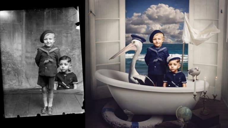 All hands on deck for the Ballarat International Foto Biennale.