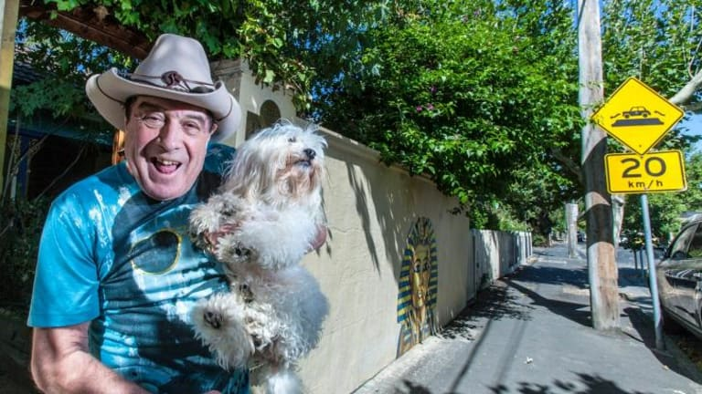 Do yourself a favour: Molly Meldrum will be the subject of a two-episode TV movie.