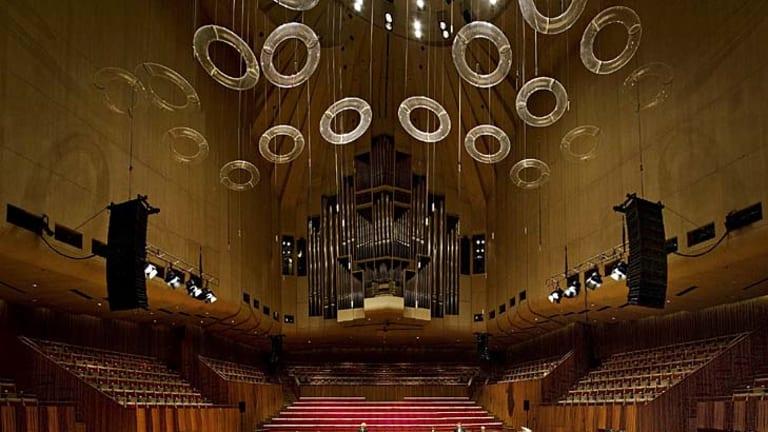 Sydney Symphony Orchestra.
