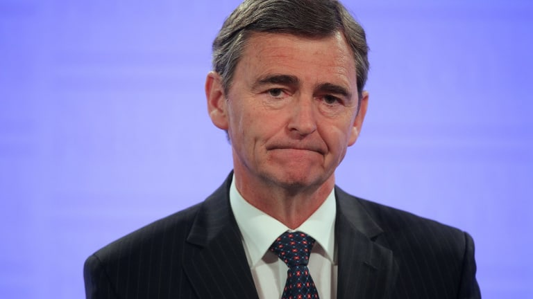 Former Victorian premier and treasurer John Brumby.