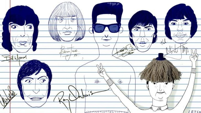 Signatures: Rock'n'roll was a glimpse into the future Tony Cavanaugh  longed for.