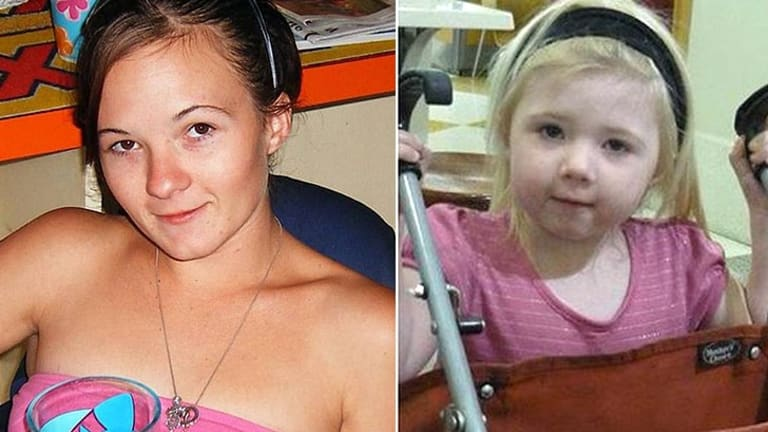 Bodies identified: Karlie Jade Pearce-Stevenson and her daughter Khandalyce Kiara Pearce.