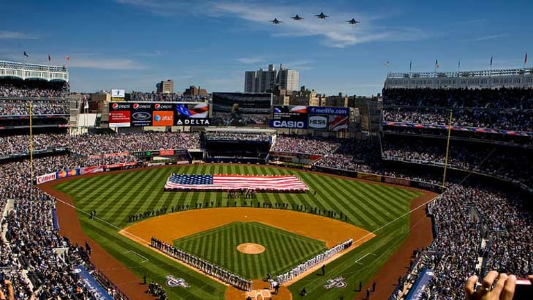 Populous, the US architectural firm which will design Perth's new football stadium, designed the iconic Yankee Stadium in New York.