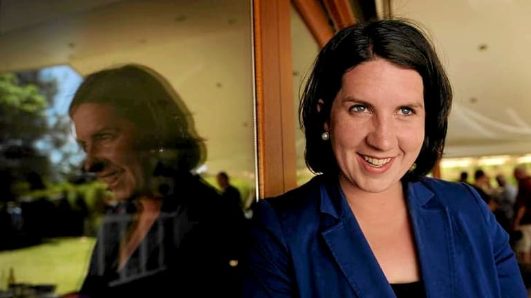 Liberal candidate Guilia Jones.