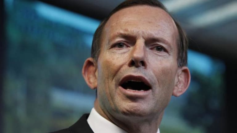 """Tony Abbott says he has """"no problem"""" with the medical use of cannabis."""