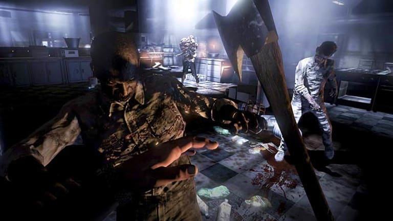 Another image of gameplay in <i>Dead Island</i>.