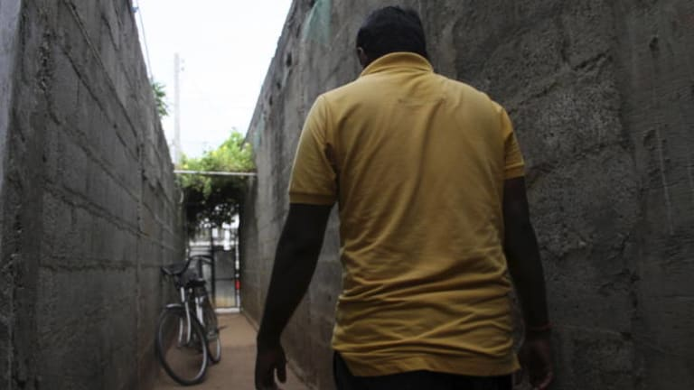 Sarath* was sent back to Sri Lanka after a failed attempt to claim asylum in Australia. He claims he tortured during 55 days in captivity on his return. His named has been changed to protect his identity.