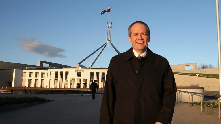 Opposition Leader Bill Shorten on the morning following the budget.