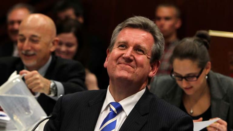 """""""We do need to look at whether taxpayers should pay indefinitely"""" ... NSW Premier Barry O'Farrell."""