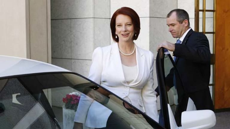 The Prime Minister, Julia Gillard, has seen the Governor General, and will call an August election.