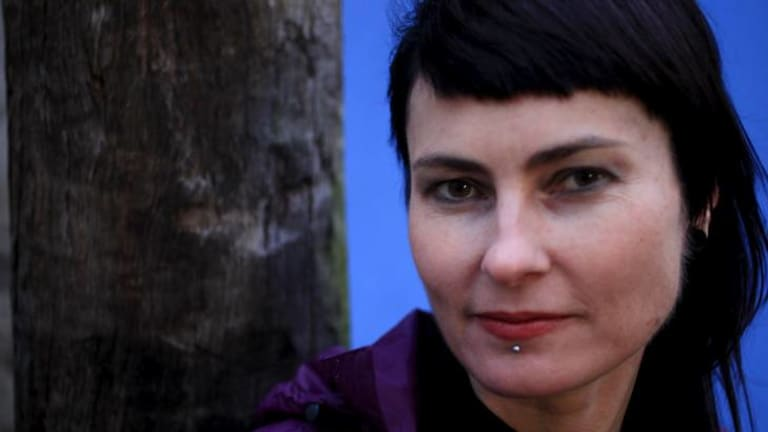 "Fiona McGregor, ""emerging writer""."