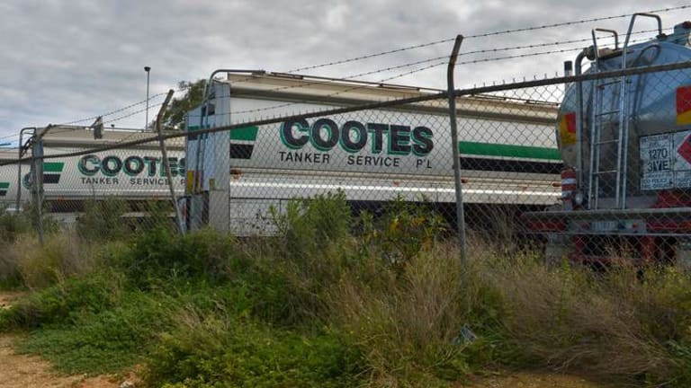 Cootes Trucks.
