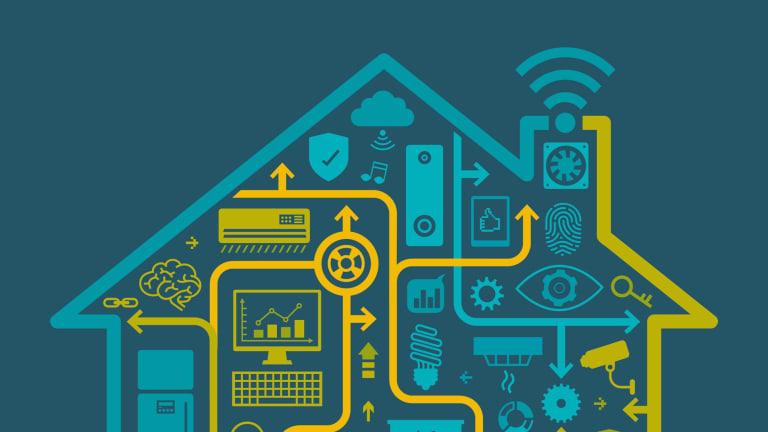 Between 2015 and 2018, the number of smart homes is expected to double from nearly 100 million to 200 million.