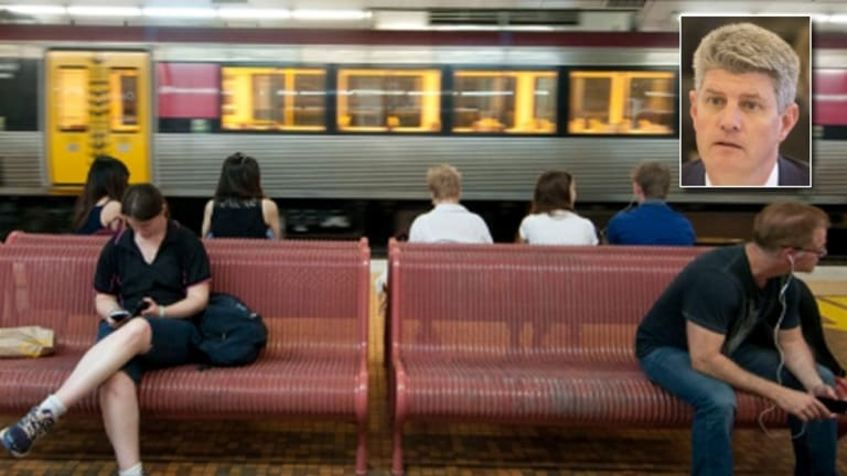 Stirling Hinchliffe has resigned from his cabinet position over the Queensland Rail chaos.