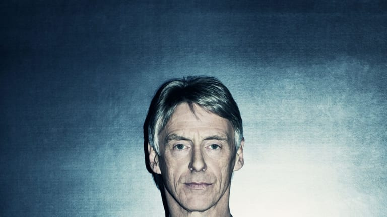 """Paul Weller's fascination with the """"dark ages"""" has increased over the past decade."""