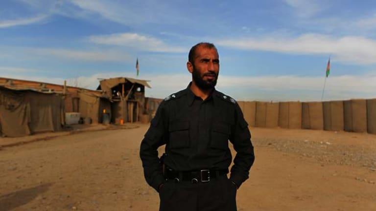 Police Chief Matiullah Khan: conflicting accounts of delegation to Khas Oruzgan.