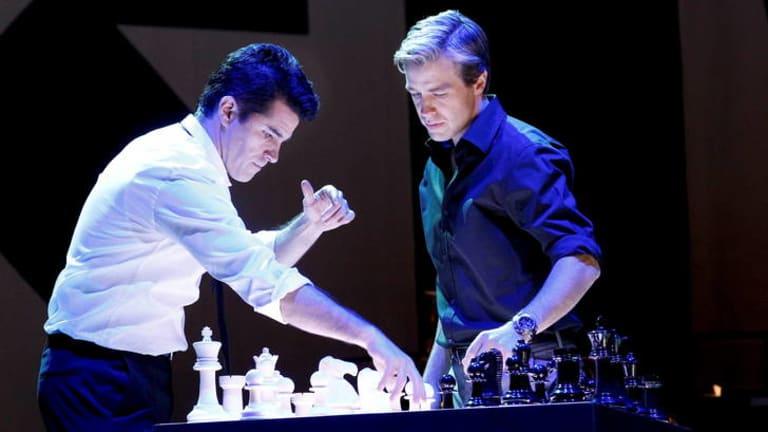 Martin Crewes and Simon Gleeson.