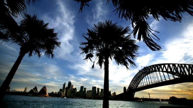 Dropping: Sydney has fallen from 11th in 2009 to 23rd both this year and last.