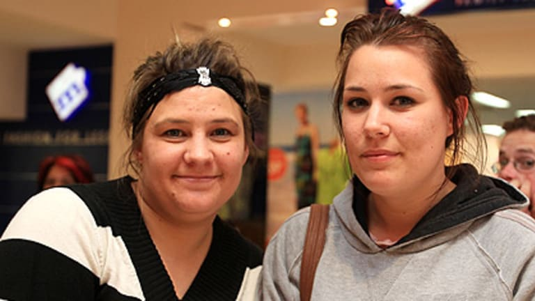 Tara Stapleton and Hope Ellis reflect on Ablett's move.
