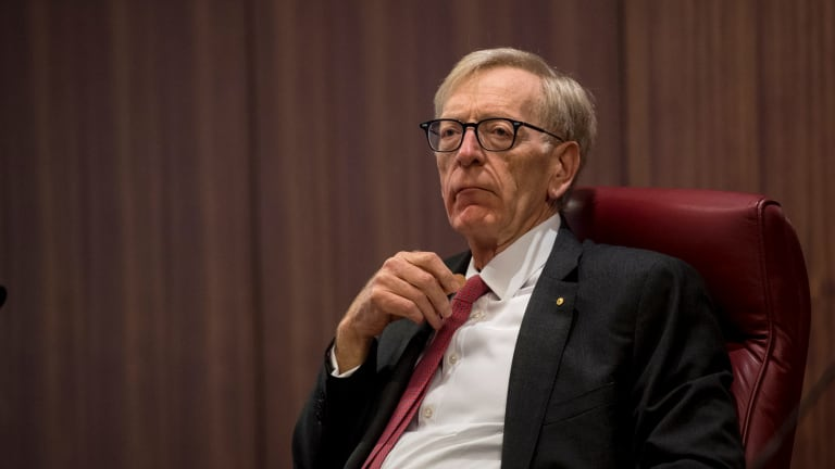 All these years on, a whole new generation is expressing its rage at the banks. Kenneth Hayne​, chief inquisitor at the Banking Royal Commission, is proving himself delightfully curmudgeonly.