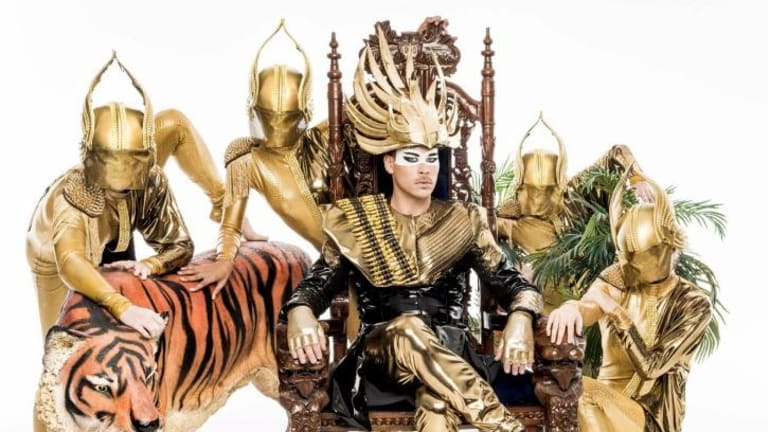 Empire of the Sun: Saviours of their own strange and clearly expanding universe.