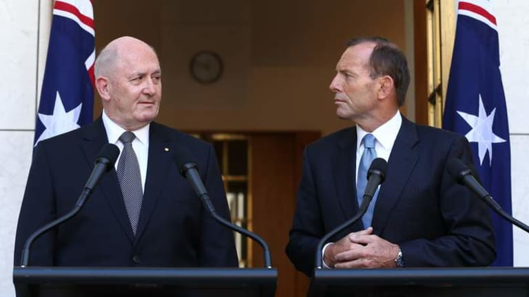 Prime Minister Tony Abbott has appointed General Peter Cosgrove as the next governor-general of Australia.