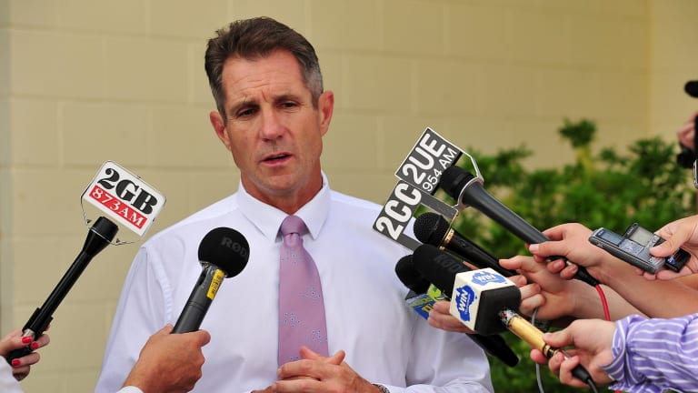 Raiders CEO Don Furner says a new centre of excellence at Braddon will allow them to keep up with the other NRL clubs.